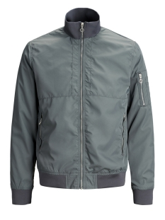 Jack & Jones Jas JPRCASTER BOMBER JACKET 12148132 Dark Slate