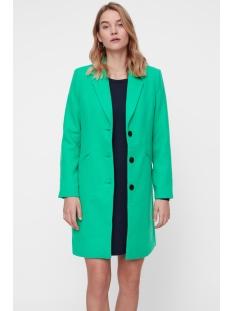 vmcindy cala 3/4 jacket boos 10207000 vero moda jas holly green