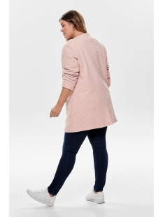 cartoronto spring coat 15173127 only carmakoma jas rose smoke/melange