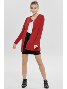 onlsidney link spring coat cc otw 15167851 only jas high risk red
