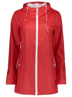Only Jas onlWINDY RAINCOAT CC OTW 15167900 High Risk Red