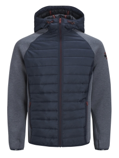 Jack & Jones Jas JCOCOMBI JACKET 12148583 Sky Captain/MELANGE