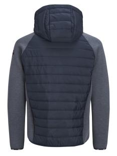 jcocombi jacket 12148583 jack & jones jas sky captain/melange
