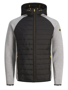Jack & Jones Jas JCOCOMBI JACKET 12148583 Light Grey Melange