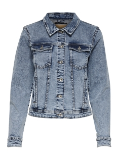 Only Jas onlTIA DNM JACKET BB LB BEX01 15170680 Light Blue Denim