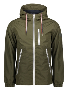 Jack & Jones Jas JORSIGNAL JACKET 12146975 Forest Night