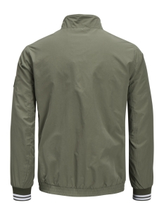jorocean ground jacket 12146974 jack & jones jas dusty olive