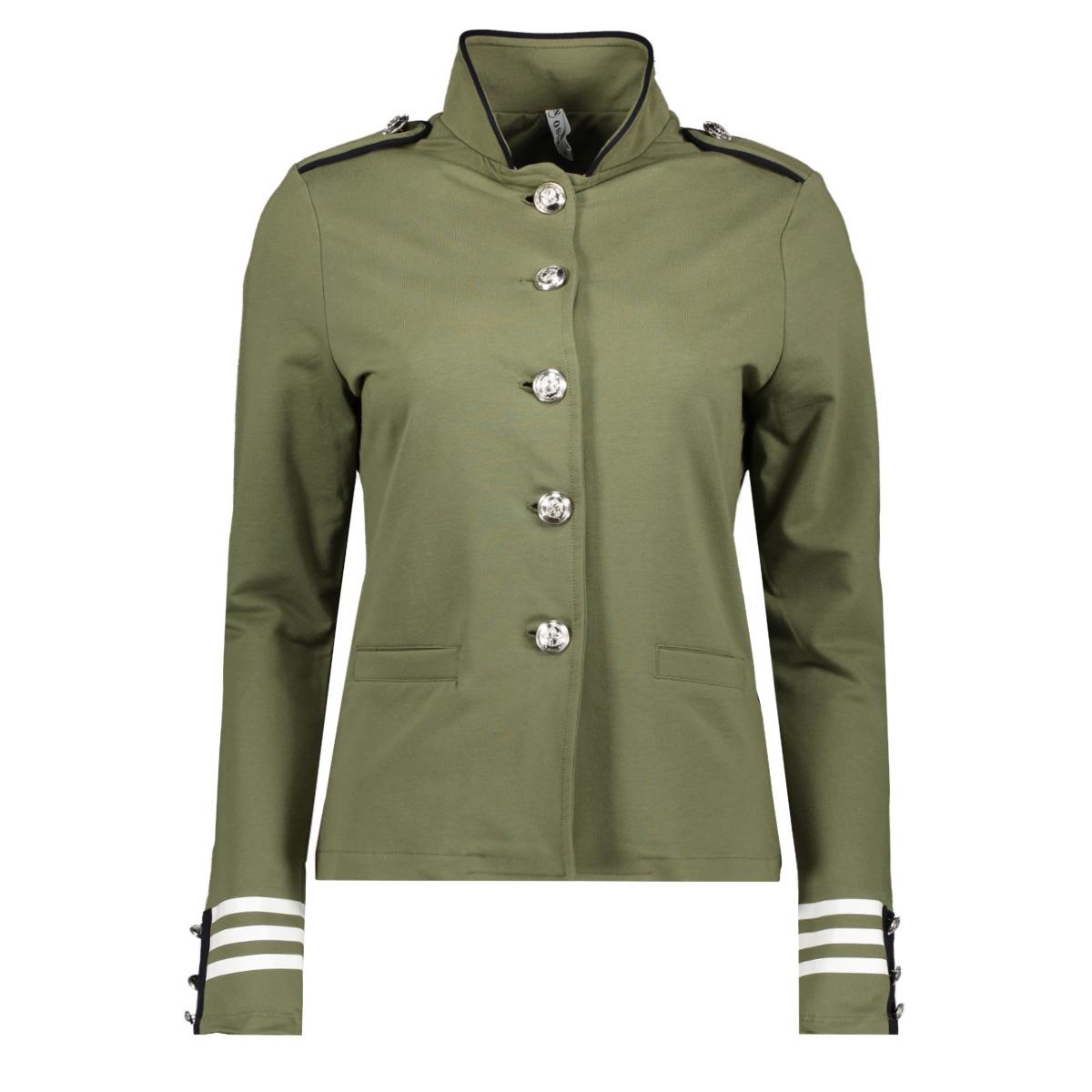 sr1915 military jacket zoso vest army/navy