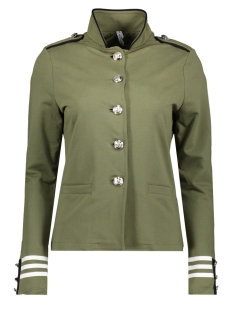 Zoso Vest SR1915 MILITARY JACKET ARMY/NAVY
