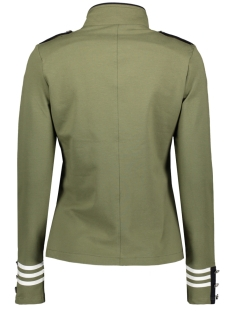 sr1915 military jacket zoso blazer army/navy