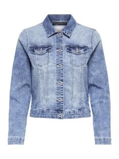 onlnew chris ls dnm jacket bb pim w 15170496 only jas light blue denim