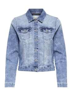 Only Jas onlNEW CHRIS LS DNM JACKET BB PIM W 15170496 Light Blue Denim