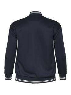 carcollege ls jacket 15174858 only carmakoma jas black iris