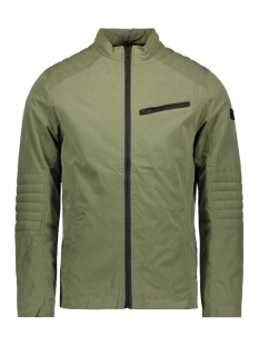 Jack & Jones Jas JCOLANDER BIKER JACKET 12147220 Deep Lichen Green