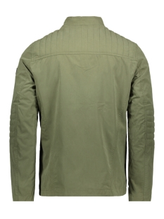 jcolander biker jacket 12147220 jack & jones jas deep lichen green