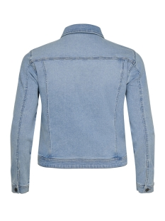 carlock dnm jacket 15177134 only carmakoma jas light blue denim