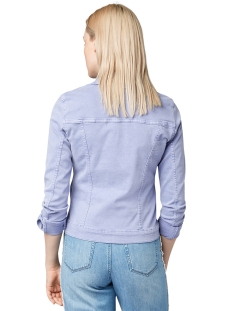 kleurrijk denim jack 1010488xx71 tom tailor jas 16521