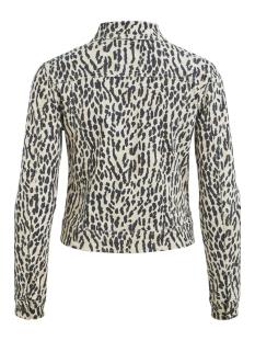 objwin new  denim jacket aop seasonal 23030108 object jas humus