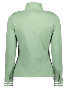 sonia military look jacket 192 zoso vest sage/white