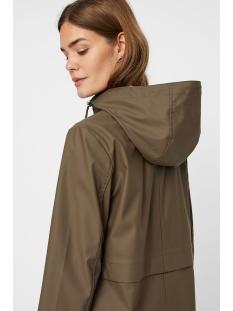 vmfriday new 3/4 coated jacket 10215104 vero moda jas bungee cord