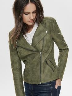 onlava faux leather biker otw noos 15102997 only jas kalamata