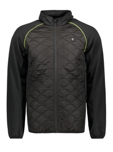 Jack & Jones Jas JCOMULTI QUILTED BOMBER 12155315 Black