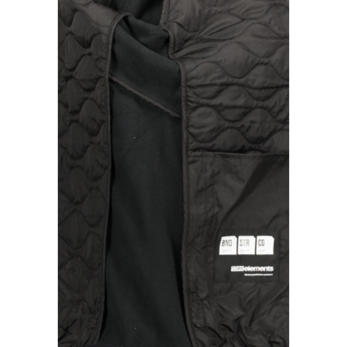 jcomulti quilted bomber 12155315 jack & jones jas black