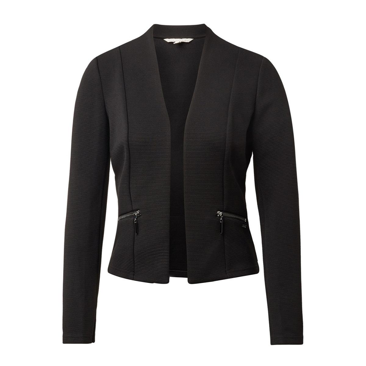 blazer met een open model 1008149xx71 tom tailor blazer 14482