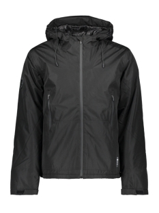Superdry Jas PADDED ELITE JACKET M5000070A JET BLACK