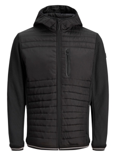 Jack & Jones Jas JCOTRIPPLE JACKET NOOS 12160365 Black
