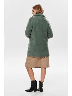 onlaurelia sherpa coat cc otw 15180347 only jas balsam green