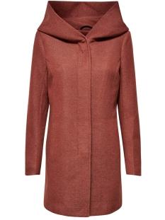 onlsedona light coat otw noos 15142911 only jas picante/melange