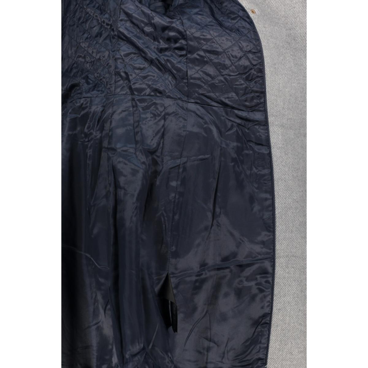 vmtwo dope 3/4 wool jacket rep 10224252 vero moda jas light grey melange