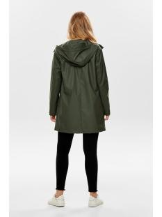onlvanessa sherpa raincoat cc otw 15182762 only jas beluga