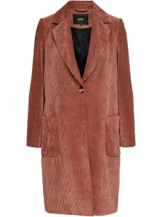 Only Blazer ONLASTRID CORDOROY COAT OTW 15190949 Henna