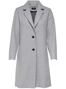 Only Jas ONLCARRIE BONDED COAT CC OTW 15180872 Light Grey Melange