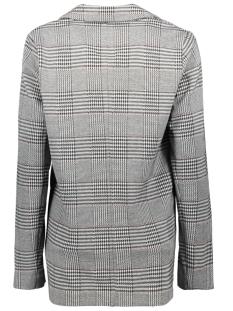 blazer met pied de poule patroon 1012625xx71 tom tailor blazer 18802