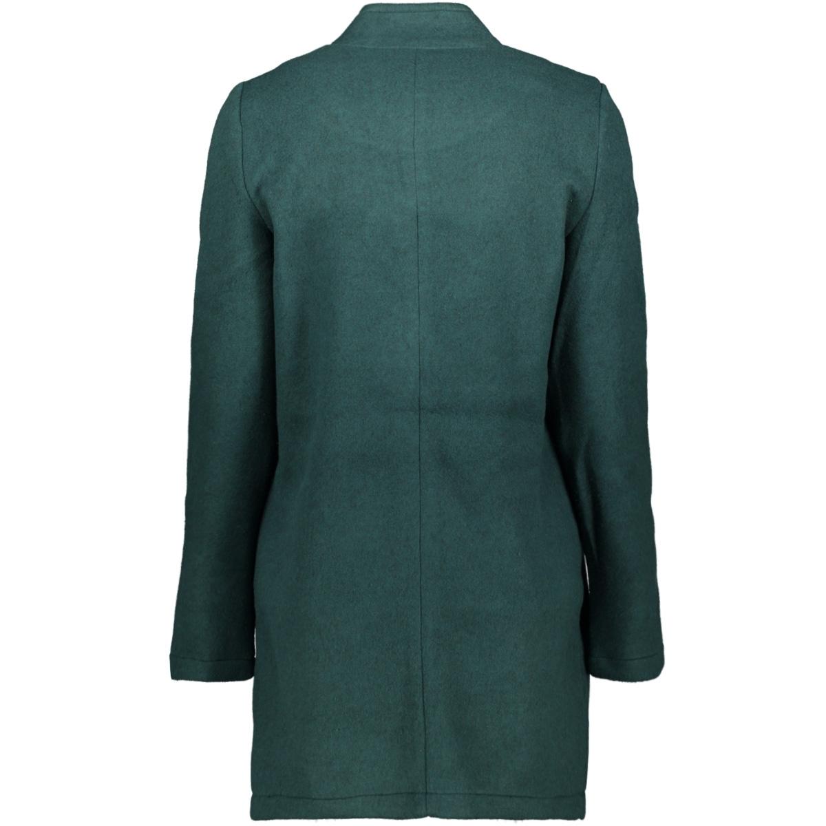 vmbrushed katrine  3/4 jacket boos 10198835 vero moda jas ponderosa pine
