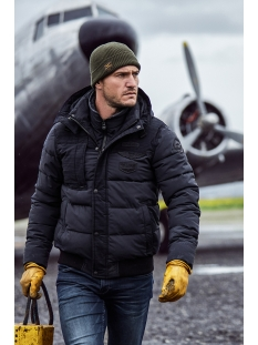 SKYTRUCK HOODED JACKET PJA195105 999