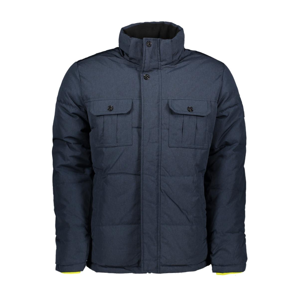 jcowill puffer 12156004 jack & jones jas navy blazer