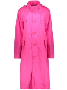 nylon coat 20 577 9103 10 days jas 1051 fluor pink