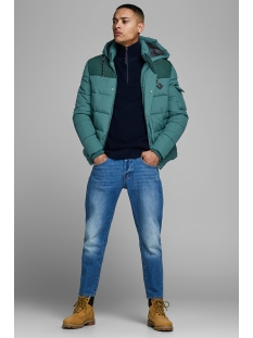 Jack & Jones Jas JORSHAREE PUFFER JACKET 12156336 Sea Moss
