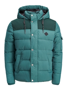 jorsharee puffer jacket 12156336 jack & jones jas sea moss