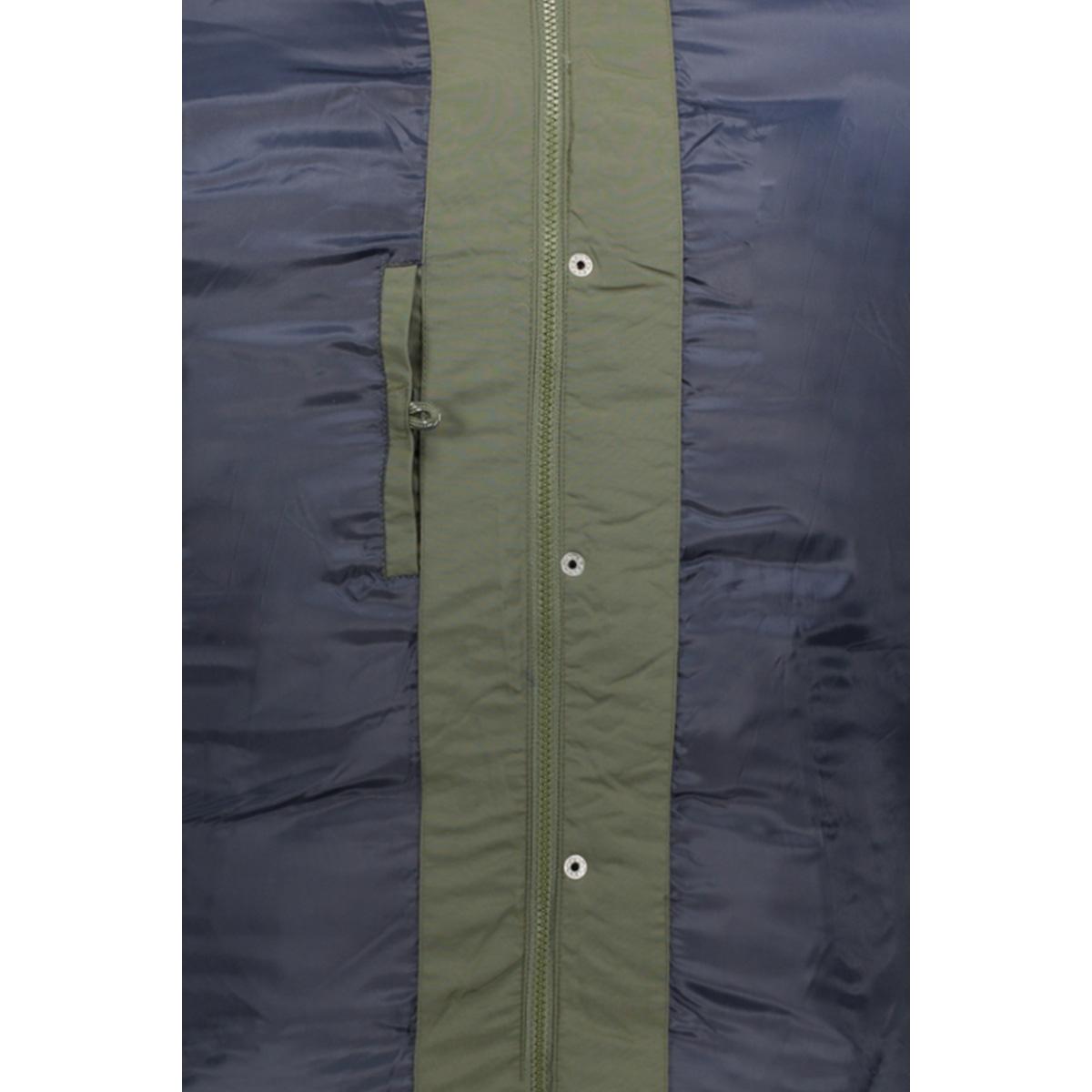 jorsharee puffer jacket 12156336 jack & jones jas forest night