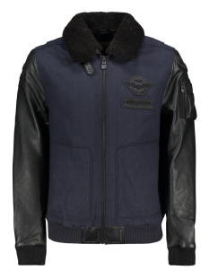 PME legend Leren jas FLIGHT JACKET PLJ195725 5281