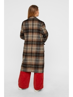 nmchick  l/s coat 5 27009364 noisy may jas black/check