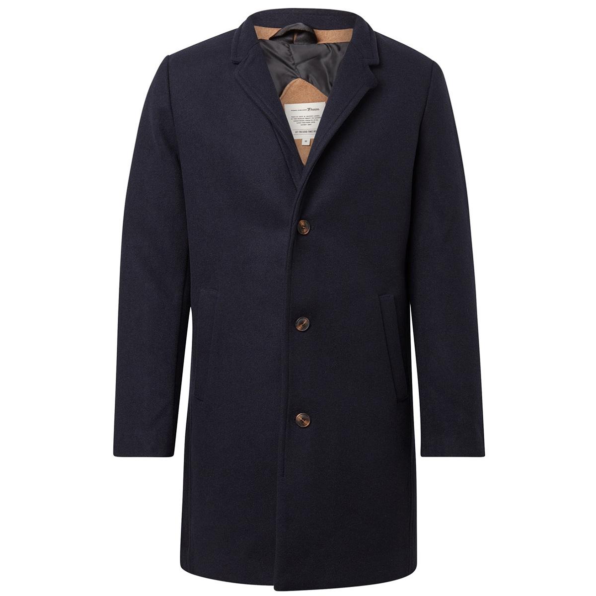 klassieke jas 1012017xx12 tom tailor jas 10668