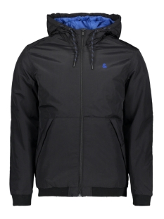 jjeraston jacket sts 12156302 jack & jones jas black