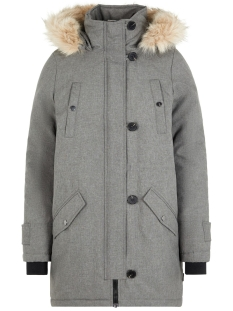 Vero Moda Jas VMEXCURSIONEXPEDITION 3/4 PARKA NOO 10214816 Medium Grey