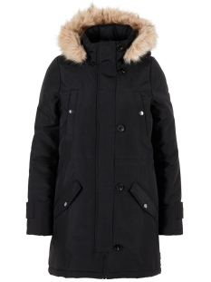 Vero Moda Jas VMEXCURSIONEXPEDITION 3/4 PARKA NOO 10214816 Black